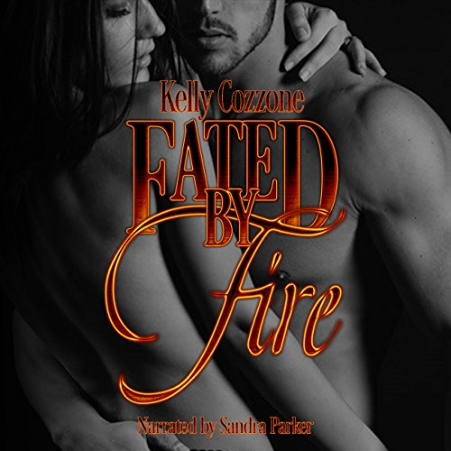 Fated by Fire audiobook cover art