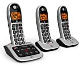 BT Big Button Advanced Call Blocker Cordless Home Phone with Answer Machine
