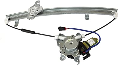 Front Window Regulator for Nissan Pathfinder 96-00 / Qx4 97-00 Right Power W/Motor