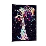 WVUR Eminem Encore.webp Póster pintura decorativa lienzo pared sala de estar póster dormitorio pintura 20 x 30 cm
