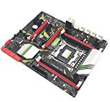MeterMall X99 Motherboard DDR3 4-Kanal Speicher LGA2011-3-pin E5 CPU Support M. 2 große Board V3