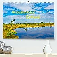 Bezauberndes Estland (Premium, hochwertiger DIN A2 Wandkalender 2022, Kunstdruck in Hochglanz): Eine Reise voller faszinierender Orte (Monatskalender, 14 Seiten )