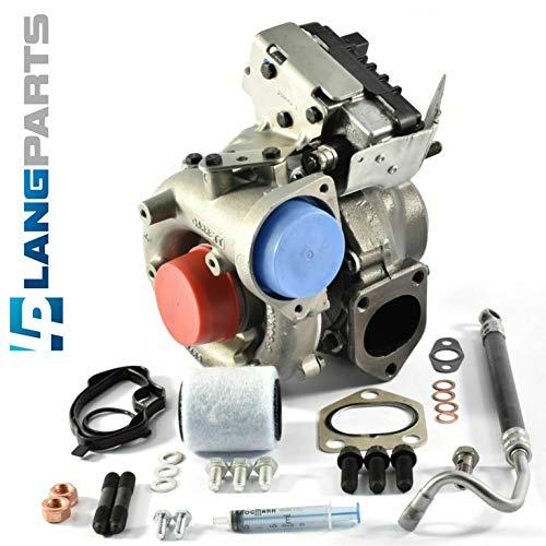 Turbolader 742730 mit Dichtungsatz Montagesatz (Preis inklusive 200,00€ Pfand) M57N