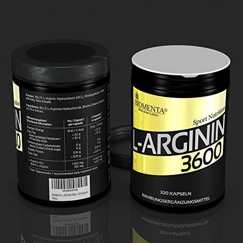 Bestseller L-Arginin pflanzliches Potenzmittel - 6