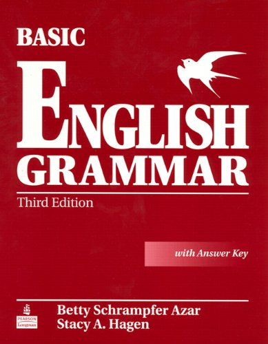 Basic English Grammar, Third Edition (Full Student Book with Audio CD and Answer Key)