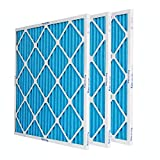 14x20x1 MERV 10 Pleated Home A/C Furnace Air Filter (12-Pack)