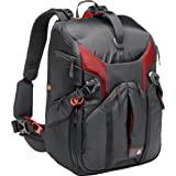 Manfrotto Pro Light 3N1-36 Photography Backpack for Cameras, Reflex, Drones, Holds up to 3 Cameras and 5 Lenses, with Pocket for Tablet and 15' PC, Suitable for Canon C100 and DJI Phantom Drones