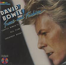 Fame and Fashion David Bowie's All-Time Greatest Hits