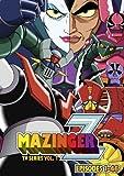 z robot - Mazinger Z TV Series Part 1