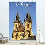 In Prague (Premium, hochwertiger DIN A2 Wandkalender 2022, Kunstdruck in Hochglanz): Views from the beautiful city of Prague (Monthly calendar, 14 pages )