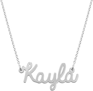 austin name necklace