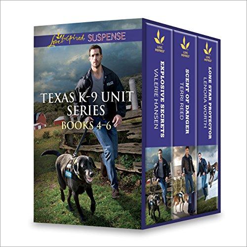 Texas K-9 Unit Series Books 4-6: An Anthology