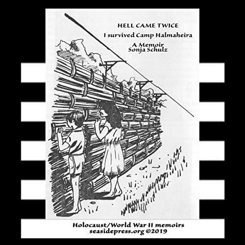 Hell Came Twice (I Survived Camp Halmaheira) cover art
