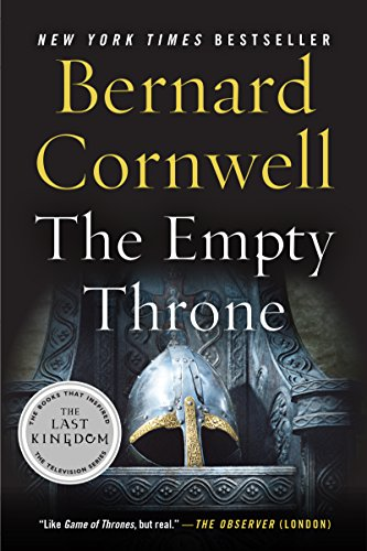 The Empty Throne: A Novel (Saxon Tales Book 8) (English Edition)
