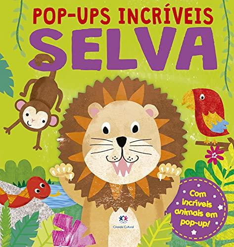 Selva: Com incríveis animais em pop-up!