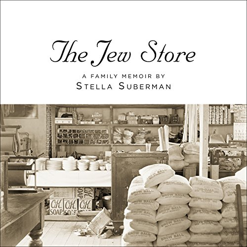 The Jew Store audiobook cover art