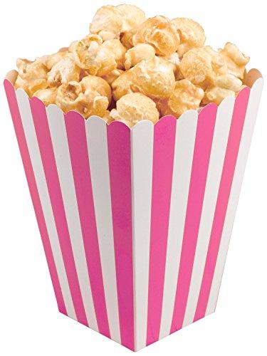Neviti 678399Carnaval caja de palomitas de maíz, color rosa , color/modelo surtido
