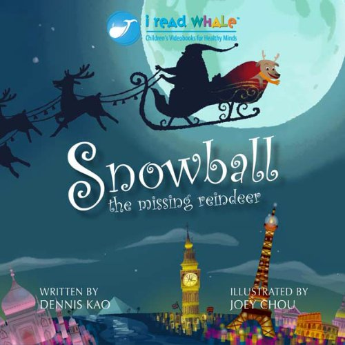 Snowball     The Missing Reindeer              By:                                                                                                                                 Dennis Victor Kao                               Narrated by:                                                                                                                                 John H. Mayer                      Length: 25 mins     2 ratings     Overall 4.0