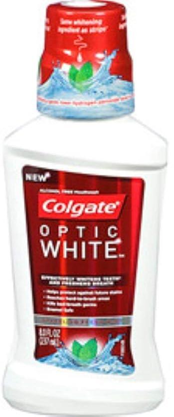 あまりにもキャプテンポットColgate Mwは光学WHTE 8Zサイズ8ZのMwファイバーWHTE 8Z