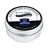JSPOYOU New Teeth Whitening Powder Bamboo Activated Organic Charcoal Natural Teethpaste