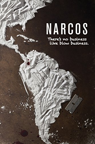 Narcos - Blow Business Poster Drucken (60,96 x 91,44 cm)