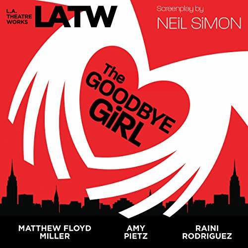 The Goodbye Girl audiobook cover art
