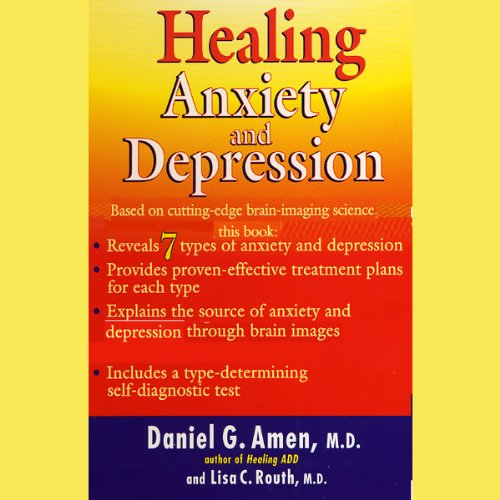 Healing Anxiety and Depression cover art