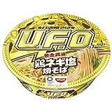 焼そばU.F.O. 黄金鶏油 鶏ネギ塩焼そば 112g ×12食