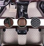 BENHAI Alfombrilla para Coches Aplicable para Hyundai Genesis 2020-2021, Alfombra Impermeable De Moqueta con Borde Antideslizante