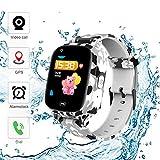 LEMFO LEC2PRO Reloj Inteligente para niños Activity Tracker Smartwatch WiFi 4G Video Llamada GPS Cámara de Chat en línea Pista Histórica SOS de un Clic 650 Mah