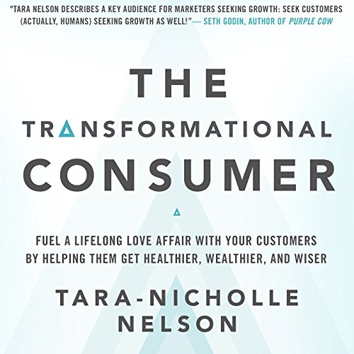 The Transformational Consumer audiobook cover art