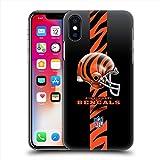 CINCINNATI BENGALS(NFL) シンシナティベンガルズ - Helmet ハード case/iPhoneケース 【公式/オフィシャル】