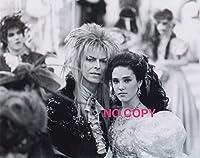 直輸入、大きな写真「ラビリンス/魔王の迷宮」ジェニファー・コネリー、デヴィッド・ボウイ, #4345