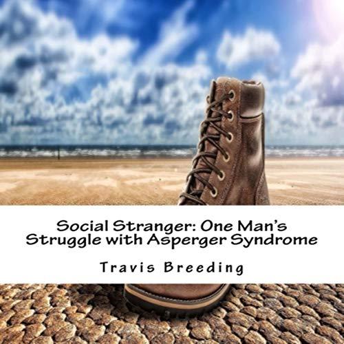 Social Stranger audiobook cover art