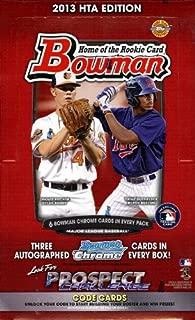 2013 bowman baseball jumbo