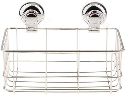 Amazon.com: Bino Smart - Estantería para ducha (cromada ...