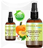 ORGANIC PUMPKIN SEED OIL Australian. 100% Pure / Natural /...