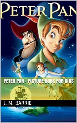 Peter Pan : Picture Book for Kids (Comics 2)