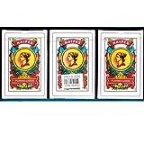 3 Decks Spanish Playing Cards Baraja Espanola 50 Cards Naipes Tarot New Sealed