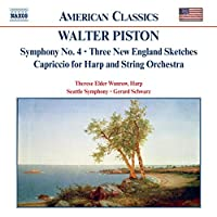 Symphony 4 / 3 New England Sketches