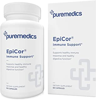 PUREMEDICS EpiCor Immune Support - EpiCor Supplement with 5 Added Nutrients to Support Healthy Immune System - Pharmaceuti...