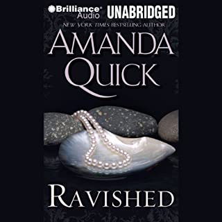 Ravished audiobook cover art