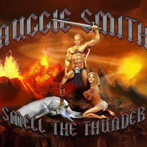 Smell the Thunder audiobook cover art