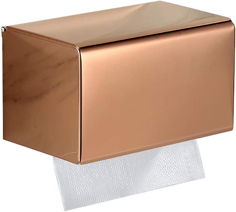 Toilettenpapierhalter Edelstahl Badezimmer Küche Rollenpapier Und Drag Papier (größe   L) B07HYLQKNS