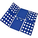 PetOde T-Shirt Folding Board Easy and Fast fold Clothes, Durable Plastic Laundry folders