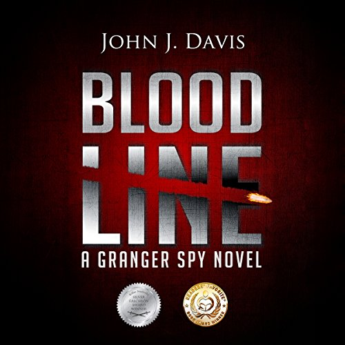 Blood Line: A Thriller audiobook cover art