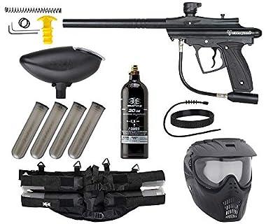 Action Village D3FY Sports Conquest Paintball Gun Epic Package Kit (Black)