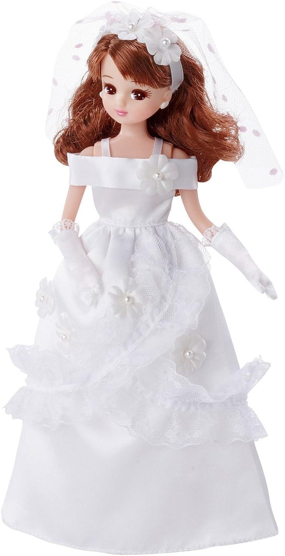 Riccachan LD05 Wedding Dress (Flowers) (japan import)