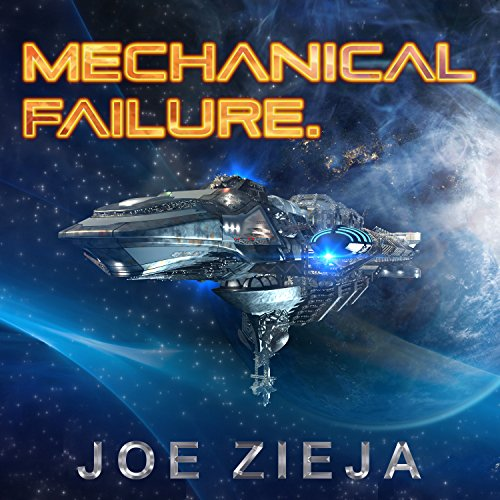 Mechanical Failure audiobook cover art