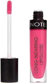 Note Long Wearing Lip Gloss 13, Pink, 6ml